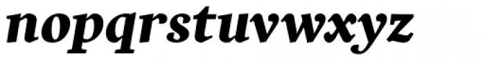 Harfang Ultra Italic Font LOWERCASE