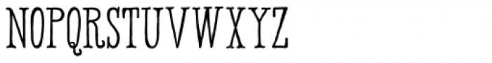 Harman Deco Font UPPERCASE