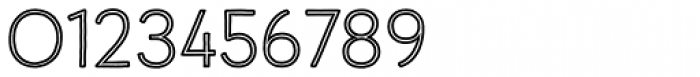 Harman Retro Inline Font OTHER CHARS