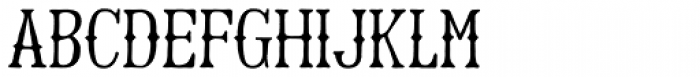 Harman Western Font UPPERCASE