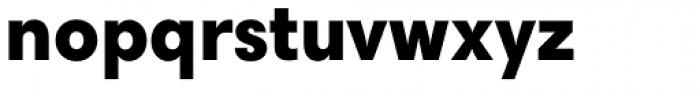 Harmonia Sans Paneuropean Black Font LOWERCASE