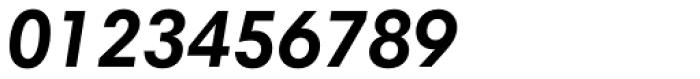 Harmonia Sans Paneuropean Bold Italic Font OTHER CHARS