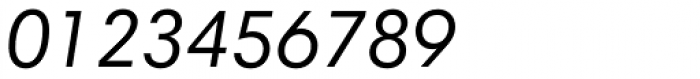 Harmonia Sans Paneuropean Italic Font OTHER CHARS