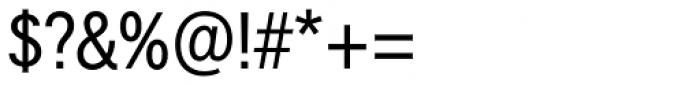 Harmonia Sans Pro Cyrillic Condensed Font OTHER CHARS