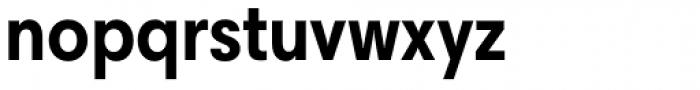 Harmonia Sans Std Condensed Bold Font LOWERCASE