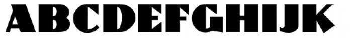 Harmony Font UPPERCASE
