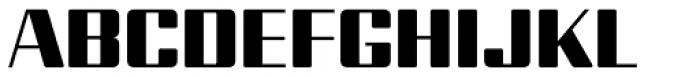 Haru B Font UPPERCASE