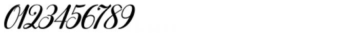 Hatachi Italic Font OTHER CHARS