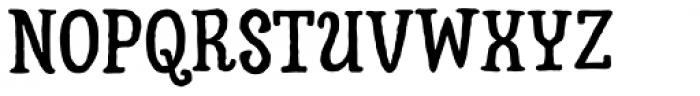 Hatter Halloween Regular Font UPPERCASE