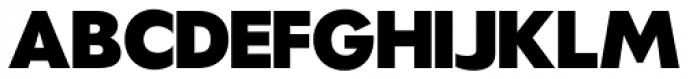 Hauslan Black Font UPPERCASE