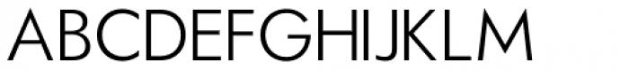 Hauslan Light Font UPPERCASE