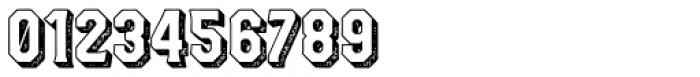 Havard Bevel Rough Font OTHER CHARS