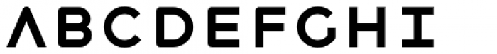 Havelock Complete Bold Font UPPERCASE