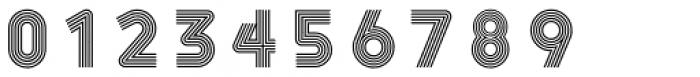 Havelock Multiline Font OTHER CHARS