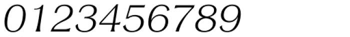 Havenbrook 1 Reg Italic Font OTHER CHARS