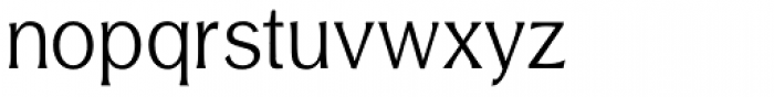 Havenbrook 7 Cond Italic Font LOWERCASE