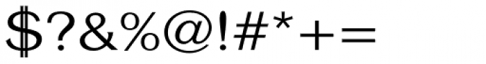 Havenbrook 8 Expd Italic Font OTHER CHARS