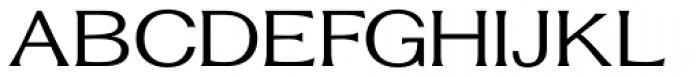 Havenbrook 8 Expd Italic Font UPPERCASE