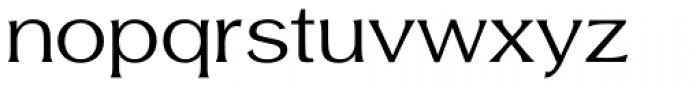 Havenbrook 8 Expd Italic Font LOWERCASE