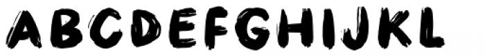 Havregryn Sans 2 Font UPPERCASE