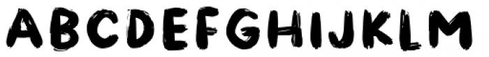 Havregryn Sans 2 Font LOWERCASE