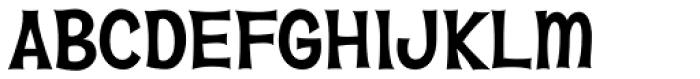 Hawaiian Aloha BTN Bold Font UPPERCASE