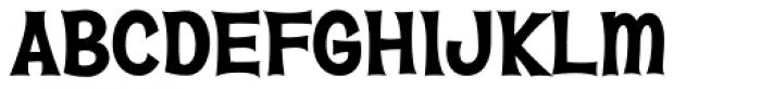 Hawaiian Aloha BTN ExtraBold Font UPPERCASE