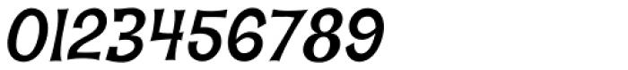 Hawaiian Aloha BTN Oblique Font OTHER CHARS