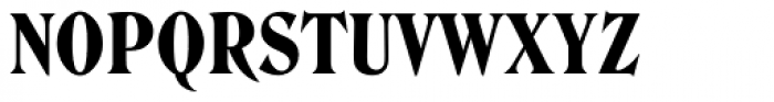 Hawthorn Font UPPERCASE