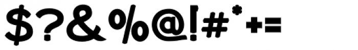 Haymer Black Font OTHER CHARS