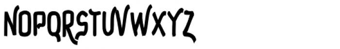 Hayne Sans Condensed Bold Multiple Font UPPERCASE