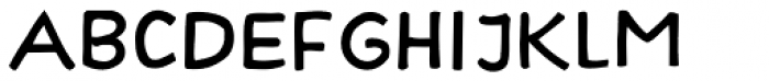 Hayne Sans Regular Multiple Font LOWERCASE