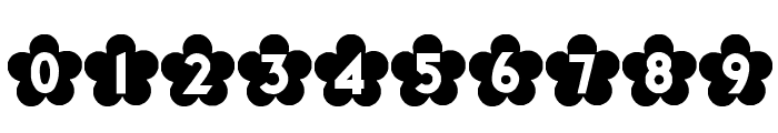 HB FontHANA Font OTHER CHARS