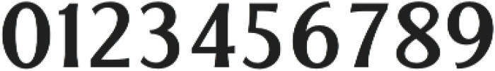 HENAVE otf (400) Font OTHER CHARS