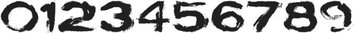 HEYRO otf (400) Font OTHER CHARS