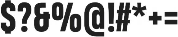 Heading Smallcase Pro ExtraBold otf (700) Font OTHER CHARS