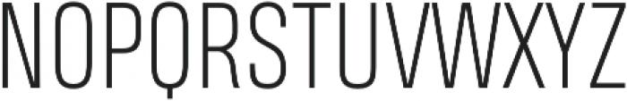 Heading Smallcase Pro ExtraLight otf (200) Font LOWERCASE