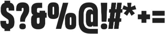 Heading Smallcase Pro Heavy otf (800) Font OTHER CHARS