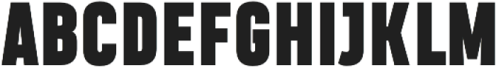 Heading Smallcase Pro Heavy otf (800) Font LOWERCASE