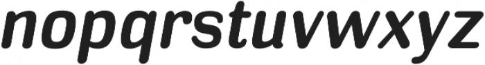 Headlight Bold Italic otf (300) Font LOWERCASE