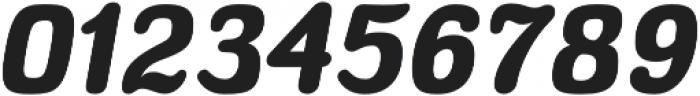 Headlight Heavy Italic otf (300) Font OTHER CHARS
