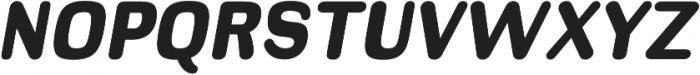 Headlight Heavy Italic otf (300) Font UPPERCASE