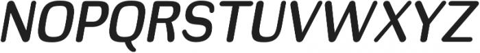Headlight Italic otf (300) Font UPPERCASE