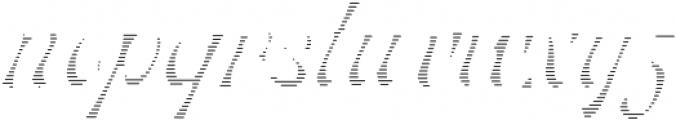 Headster Full Engraved otf (400) Font LOWERCASE