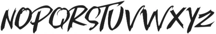 Heart Quarter Regular otf (400) Font LOWERCASE