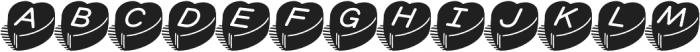 HeartBeats BH Regular otf (400) Font LOWERCASE