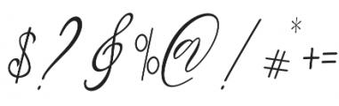 Heartkything  Regular otf (100) Font OTHER CHARS