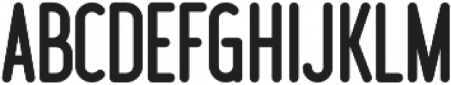 Heartland Sans Condensed otf (400) Font LOWERCASE
