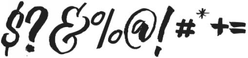 Heartwell Regular otf (400) Font OTHER CHARS