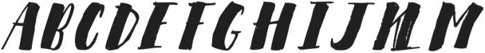 Heartwell Regular otf (400) Font UPPERCASE